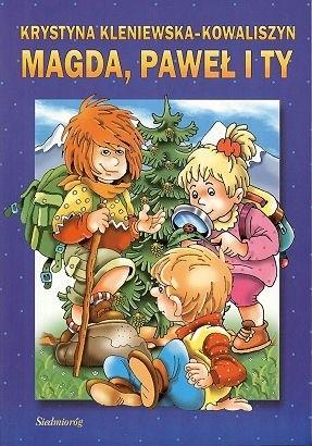 Okładka książki Magda, Paweł i Ty