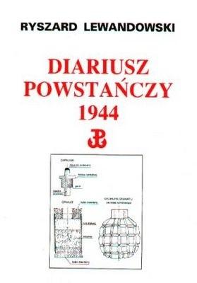 Okładka książki Diariusz powstańczy 1944