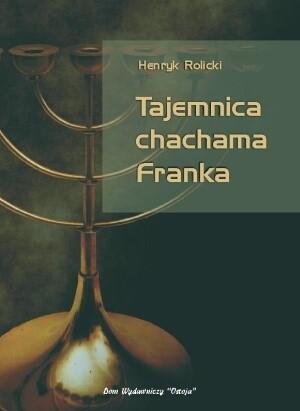 Okładka książki Tajemnica chachama Franka