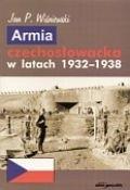 Okładka książki Armia czechosłowacka w latach 1932-1938