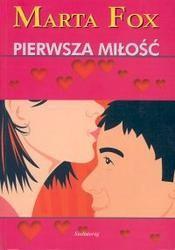 Okładka książki Pierwsza miłość
