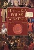 Okładka książki Historia Polski w datach