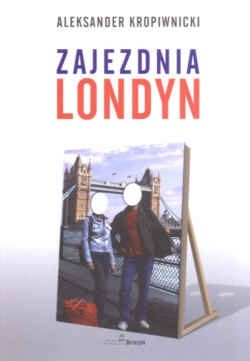 Okładka książki Zajezdnia Londyn