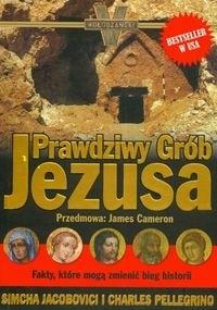 Okładka książki Prawdziwy grób Jezusa