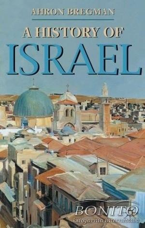 Okładka książki A History of Israel