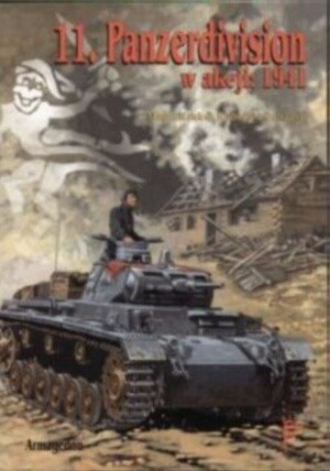 Okładka książki 11. Panzerdivision w akcji, 1941
