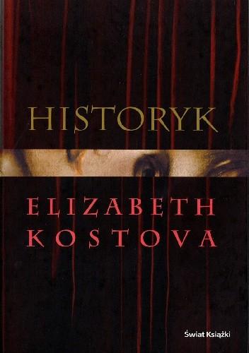 Okładka książki Historyk