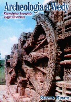 Okładka książki Archeologia a Wedy
