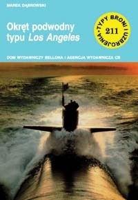 Okładka książki Okręt podwodny typu Los Angeles