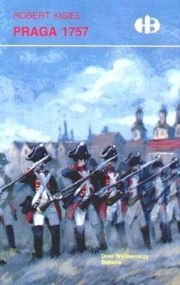 Okładka książki Praga 1757