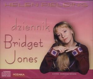 Okładka książki Dziennik Bridget Jones (Audio CD)