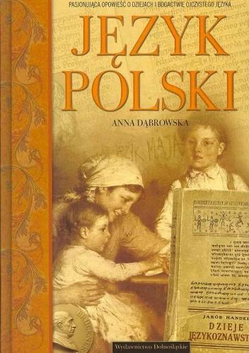 Okładka książki Język polski