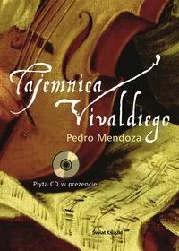 Okładka książki Tajemnica Vivaldiego