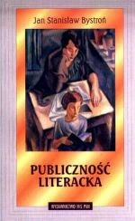 Okładka książki Publiczność literacka