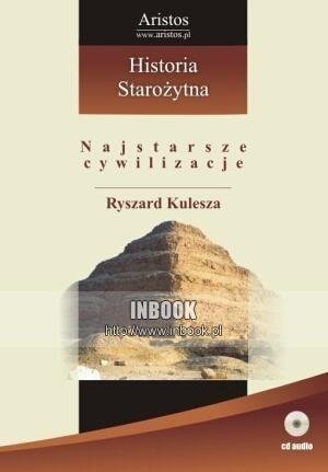 Okładka książki Historia Starożytna t. 1