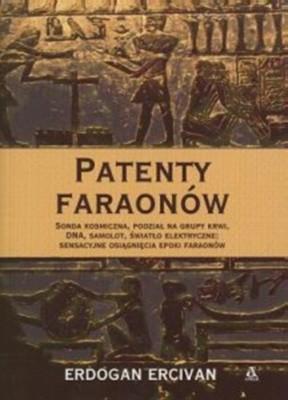 Okładka książki Patenty faraonów