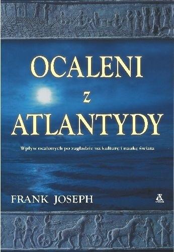 Okładka książki Ocaleni z Atlantydy