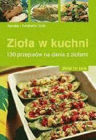Okładka książki Zioła w kuchni