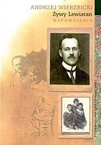 Okładka książki Żywy Lewiatan. Wspomnienia