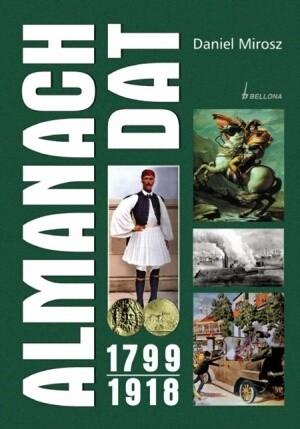 Okładka książki Almanach dat 1799-1918