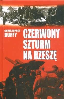 Okładka książki Czerwony szturm na Rzeszę