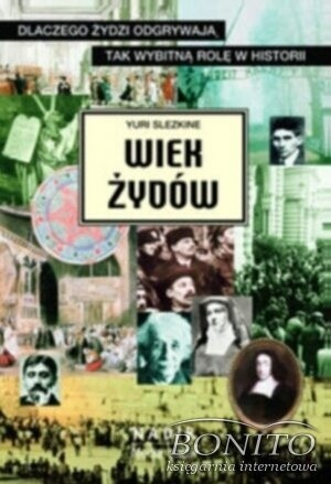 Okładka książki Wiek Żydów