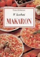 Okładka książki W kuchni. Makaron