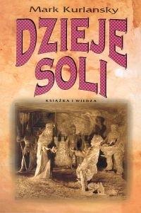 Okładka książki Dzieje soli