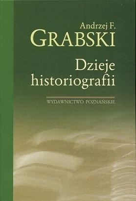 Okładka książki Dzieje historiografii