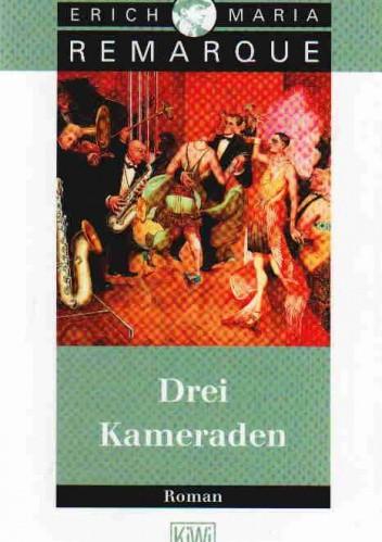 Okładka książki Drei Kameraden