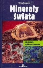 Okładka książki Minerały świata