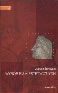 Okładka książki Wybór pism estetycznych /Klasycy estetyki polskiej/