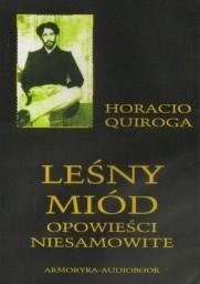 Okładka książki Leśny miód
