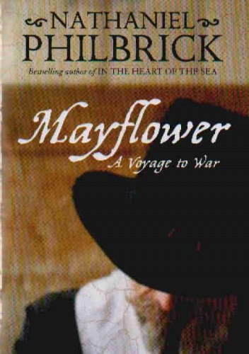 Okładka książki Mayflover A Voyage to War