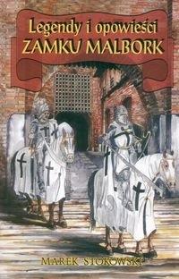 Okładka książki Legendy i opowieści zamku Malbork