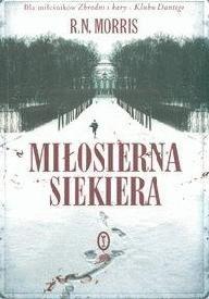 Okładka książki Miłosierna siekiera