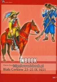 Okładka książki Biała Cerkiew 23-25 IX 1651