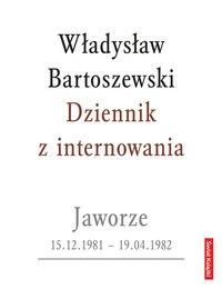 Okładka książki Dziennik z internowania