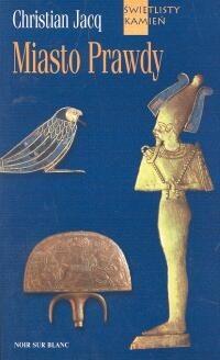 Okładka książki Świetlisty kamień t4. Miasto Prawdy