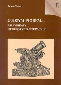 Okładka książki Cudzym piórem...