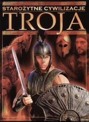 Okładka książki Troja. Starożytne cywilizacje