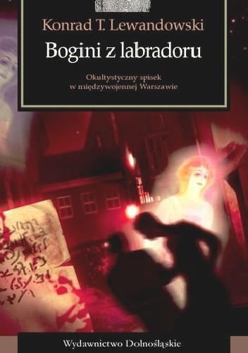 Okładka książki Bogini z labradoru