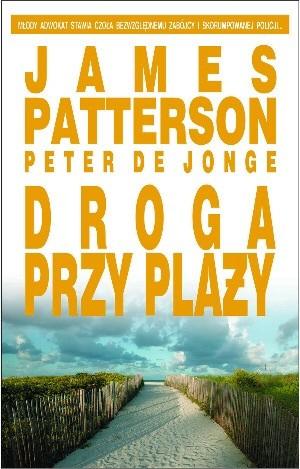 Okładka książki Droga przy plaży