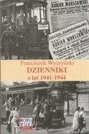 Okładka książki Dzienniki z lat 1941-1944