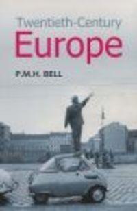 Okładka książki Twentieth-Century Europe