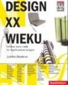 Okładka książki Design XX wieku. Główne nurty i style we współczesnym designie