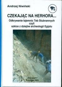 Okładka książki Czekając na Herhora...