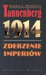 Okładka książki Tannenberg 1914 Zderzenie imperiów