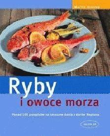 Okładka książki Ryby i owoce morza