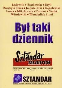 Okładka książki Był taki dziennik Sztandar młodych - Borsuk Wojciech (red.)